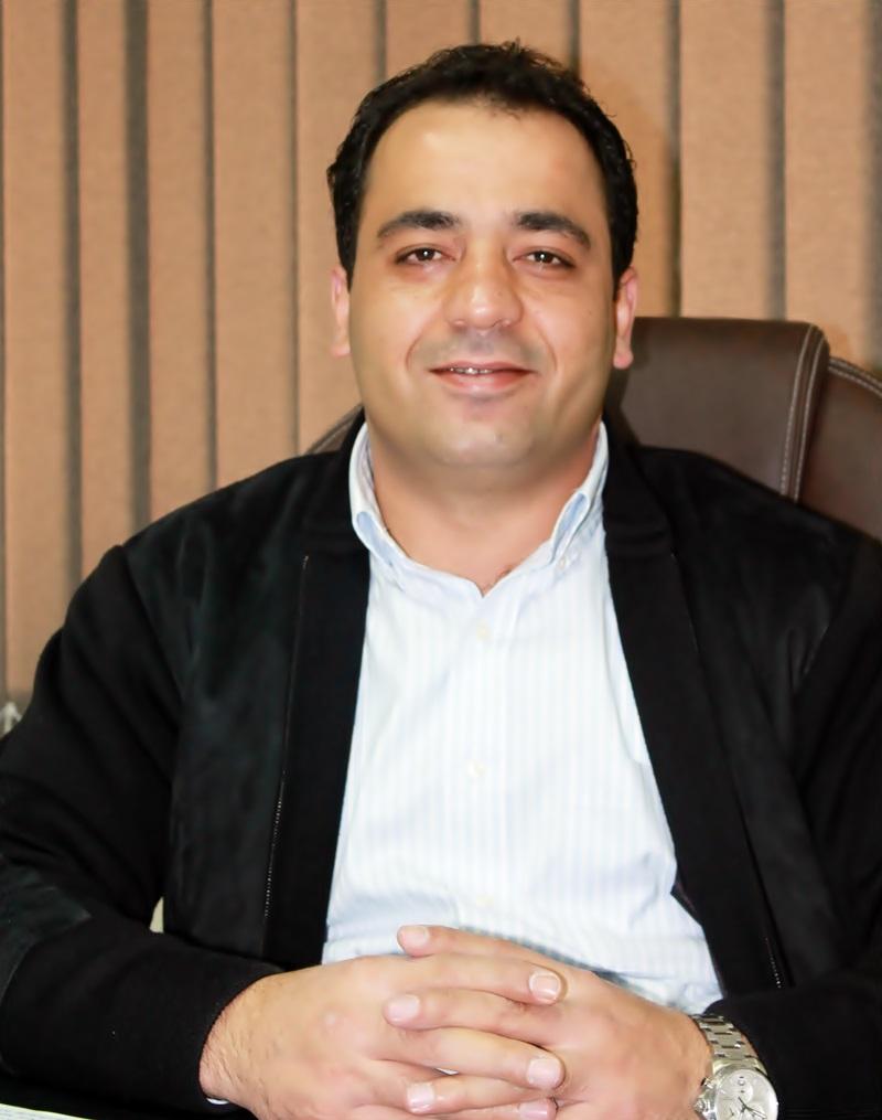 دكتور  محمد العبدلات جراح العظام