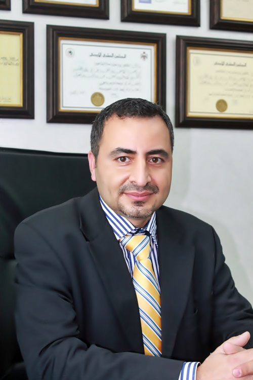 Dr.  Eyad Baqian Plastic Surgeon
