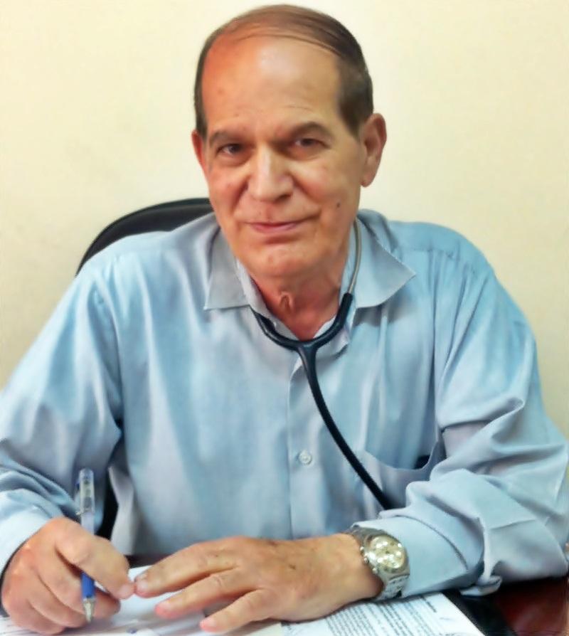 Dr.  Fadel Hassan Pulmonologist
