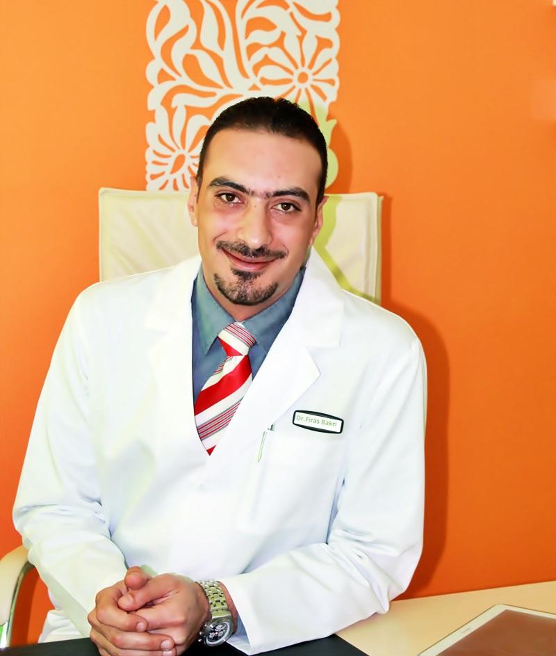 دكتور  فراس بكري جراح العظام