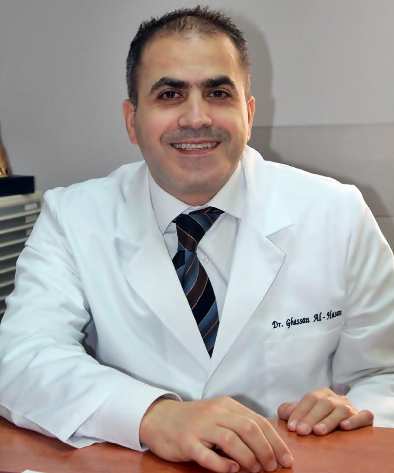 دكتور  غسان الحسن أخصائي نساء وتوليد