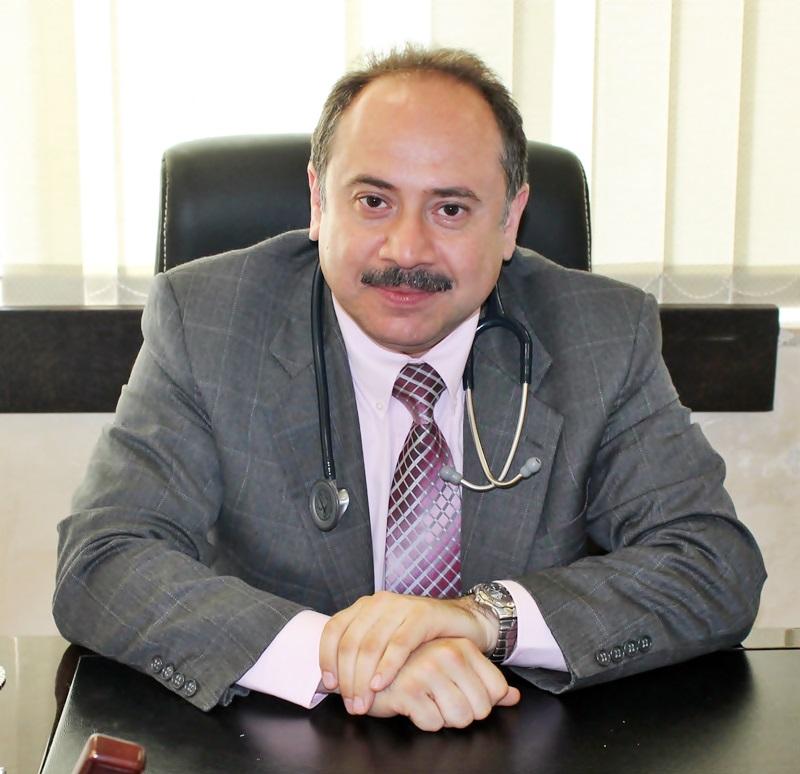 دكتور  رائد سليمان دكتور الأمراض الصدرية