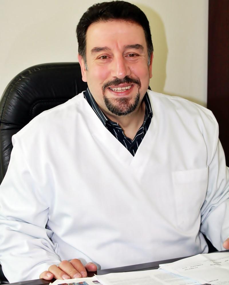 دكتور  سامر حجاوي أخصائي العلاج الطبيعي